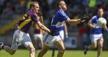 2014 Football Qualifiers Rd 2 - Wexford v Laois - Donoher