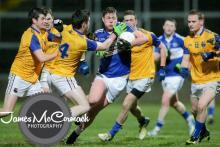 2014 Leinster U21 FC - Laois v Longford