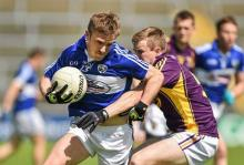 2014 Football Qualifiers Rd 2 - Wexford v Laois - Ross