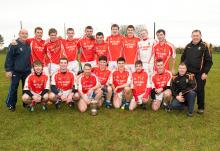 2013 Laois Shopping Centre U21 B Football Champions - Slieve Bloom Castletown