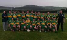 2013 Laois U16 B Football Champions - Park/Ratheniska