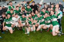 Portlaoise Celebration Team Photo SFC Final Photo courtesy of Denis Byrne