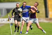 2014 Football Qualifiers Rd 2 - Wexford v Laois - Billy