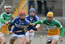 16 February 2014; Joe Fitzpatrick, Laois. Allianz Hurling League, Division 1B, Round 1, Offaly v Laois, O'Connor Park, Tullamore