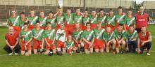 2011 MHC Champions Borris in Ossory Kilcotton Gaels