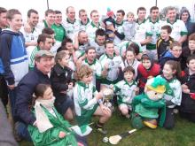 Coolrain and Mountrath sawmills All-Ireland Inter Firms Champions 2011