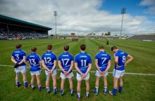 2015 All Ireland Football Qualifier Rd 1 - Laois v Antrim