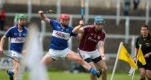 2014 LSHC Qtr Final - Laois v Galway - Joe Fitz