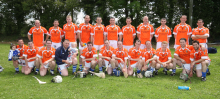 ACHL Div 3 Winners Castletown Slieve Bloom