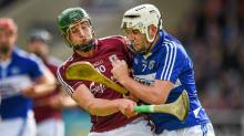 2014 LSHC Qtr Final - Laois v Galway - Tom Delaney