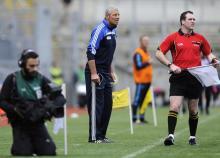 2014 Leinster SFC - Laois v Dublin - O Flatharta