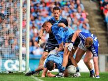 2014 Leinster SFC - Laois v Dublin - Kingston