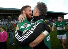 2013 Laois Shopping Centre SFC Final - Lillis and Tuohy