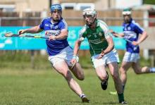 2014 Leinster SHC Round Robin - London v Laois - Willie Hyland