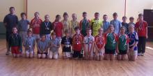 Cumann Na Mbunscol Laoise Handball Finals 18th June 2014