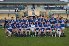 2015 Laois U16 v Longford