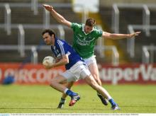 2014 All Ireland SFC Qualifer Laois v Fermanagh - Colm Coss