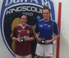 Niamh Dunne's All-Ireland success last weekend. Niamh was victorious in the Ladies All-Ireland 60x30 Junior B fina