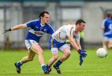 2014 Leinster SFC 1st Round - Wicklow v Laois - Padraig McMahon