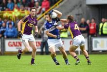 2014 Football Qualifiers Rd 2 - Wexford v Laois - John O