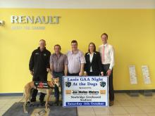 ​Laois GAA Night at the Dogs takes place on Saturday 11th October in Newbridge Greyhound Stadium. Buster Draw Prize is â'