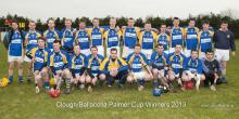 Clough/Ballacolla - 2013 Palmer Cup Champions