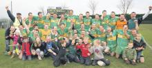 Park/Ratheniska - Leinster SJHC Champions 2011