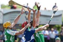 2014 Leinster SHC Round Robin - London v Laois - Matthew Whelan