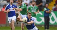 2014 AISFC Qualifier - Laois v Fermanagh - Denis Booth