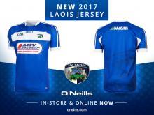 Laois jersey 2017
