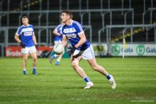 Colm Begley in action v Armagh