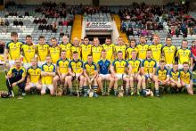 2013 Laois Shopping Centre Senior Hurling B Champions - St Lazerians Abbeyleix
