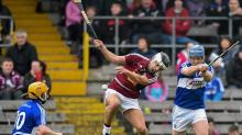 2014 Leinster Hurling Championship - Westmeath v Laois - Willie Hyland