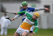 16 February 2014; Tommy Fitzgerald, Laois. Allianz Hurling League, Division 1B, Round 1, Offaly v Laois, O'Connor Park, Tullamor