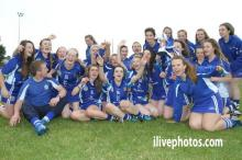 U.16C Camogie Champions 2014