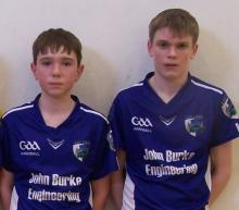Please find attached Laois handball news for this week. The photo attached is of Eoghan Doheny and Pauric Dunne who were defeate