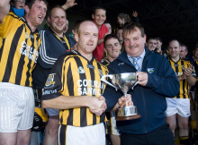 Camross Captain accepts JHC B Cup