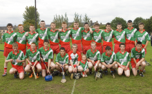 MHL Winners Borris in Ossory Kilcotton