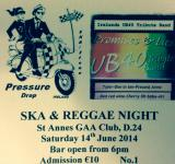 Ska & Reggae Night