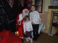 Santa Pays A Visit