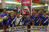 Summer Camp 2013 Sponsored By Super Valu