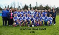 2017 Féile Team