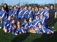 St Annes U-12 make history