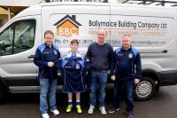 TSL Windows - Ger Nugent & Ballymaice Building Contractors - Richie Mahon