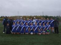 Senior Ladies Championship Final 01