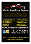 Declan Webb Body Work