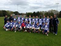 Boys Feile Winners!
