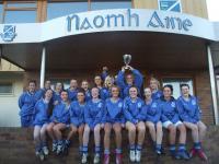 Under 16 Championship Winners!