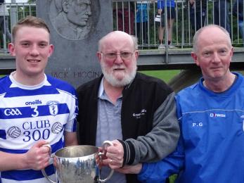 Jack Higgins Cup Final 2019