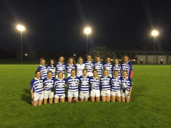 Ladies Football Senior Team Aug 17